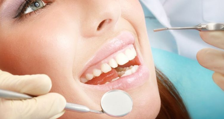 oral cancer screening teeth grinding