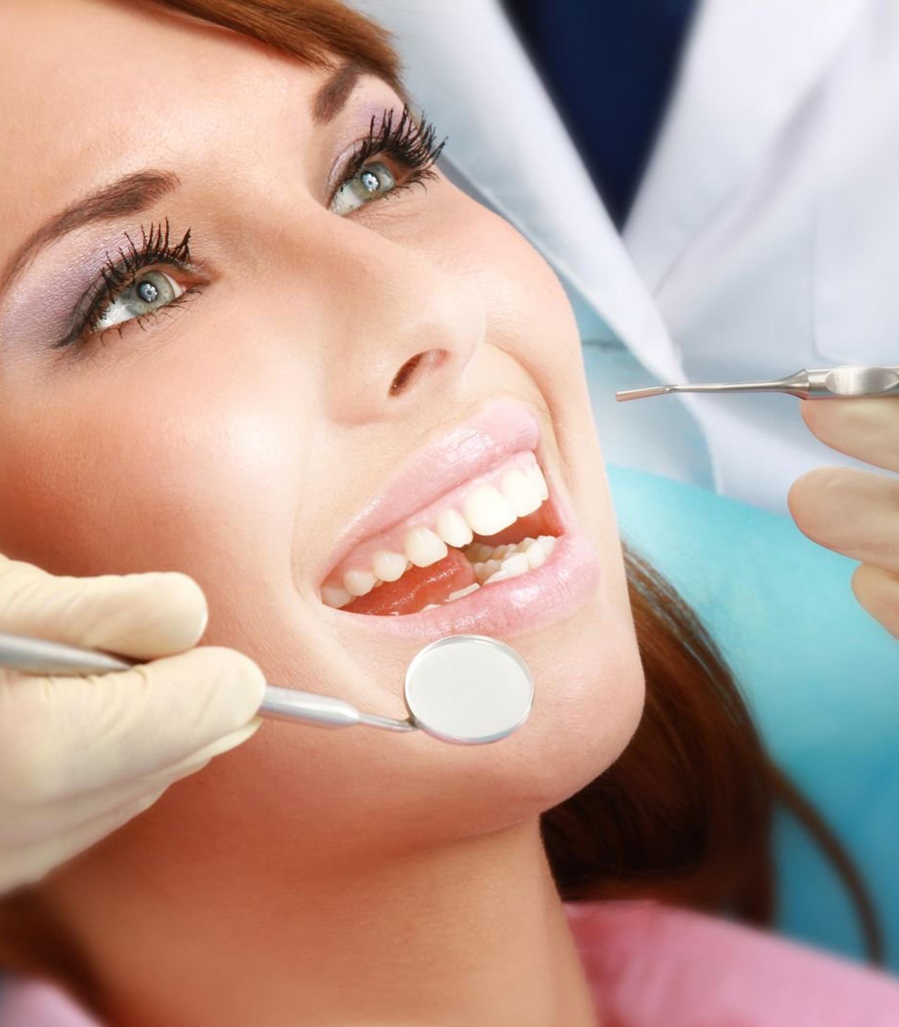 oral cancer screening teeth grinding